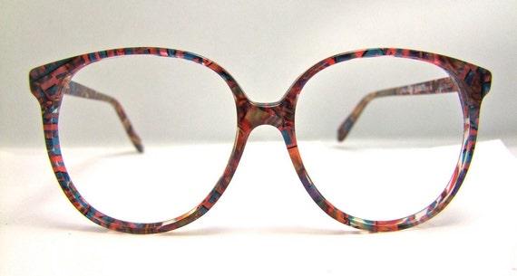 sold in store JAN 5/2013 1980s  Multi color vintage  Optical eyeglasses , by Sceats