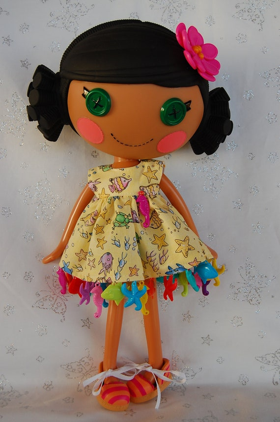 Under the Sea Dress for LalaLoopsy