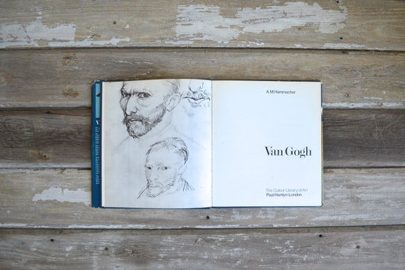 1967 Van Gogh book by A.M. Hammacher