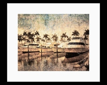 Marina 8X10 Fine Art Print