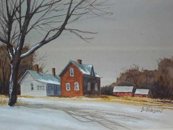 James Saltzman Farmhouse