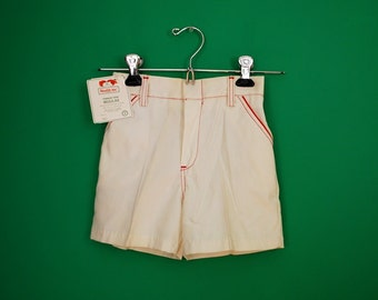 Vintage 1960s 1970s New Old Stock Children's Shorts by Health-tex- Size 8