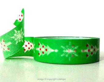 Christmas Washi Tape Christmas Tree christmas decoration Holidays Snowflake