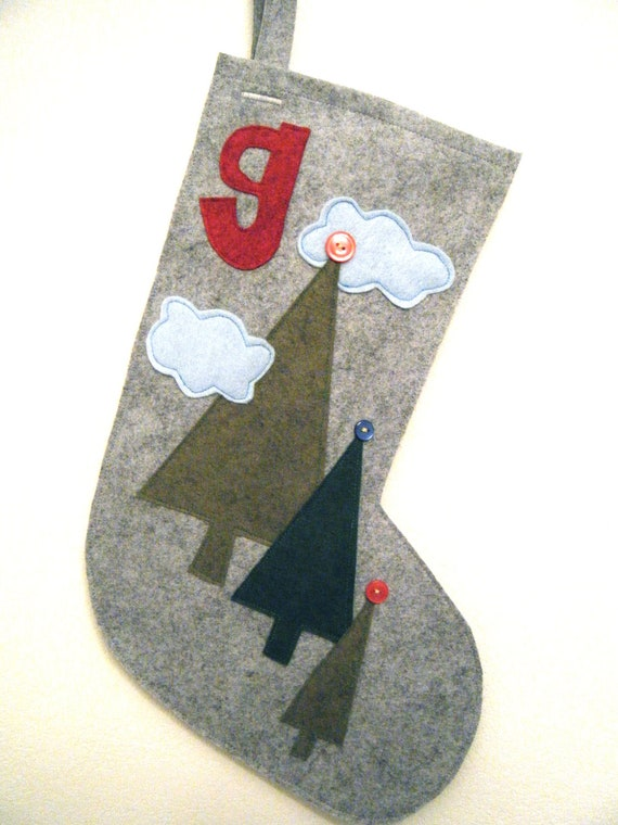 Items Similar To Handmade Christmas Stocking On Etsy