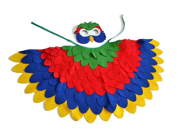 Bird costume for kids - photo#4  sc 1 st  Animalia Life & Bird Costume For Kids