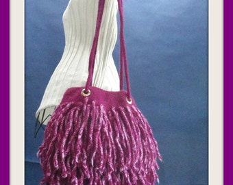 berry dred lock purse-