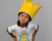 The Kings Crown kids T-shirt