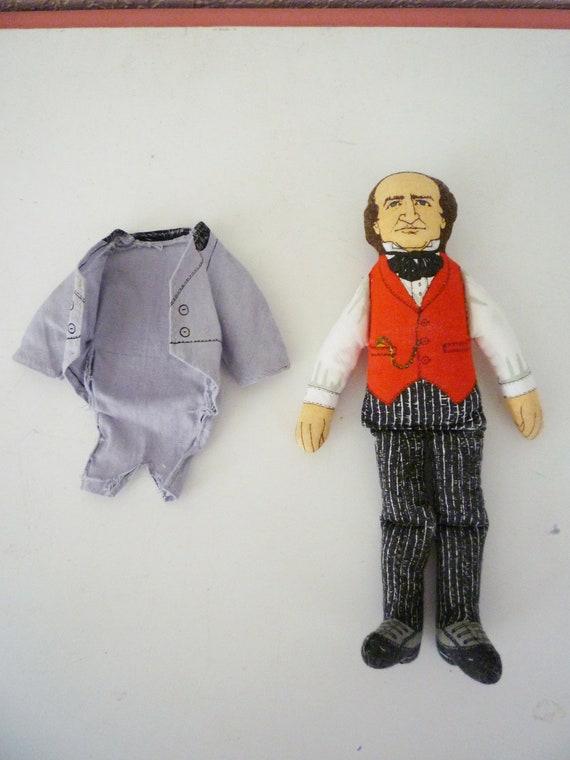 Vintage Hallmark P. T. Barnum Doll, 1979