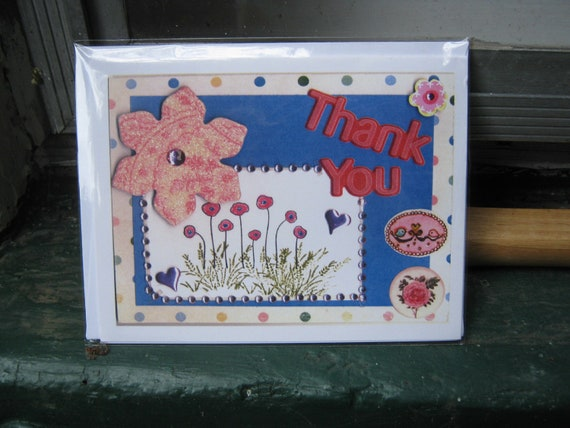 Handmade Greeting Card