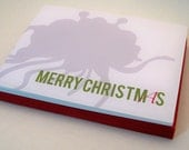 Flying Spaghetti Monster Christmas Cards - Set of 10