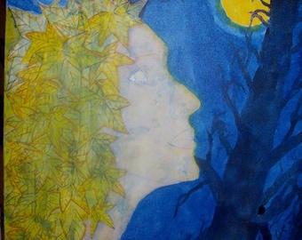 Woodland Spirit - Original Painting