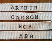 Personalized Fabric Label