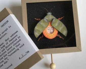 Insecta Coleoptera, Limited Edition Artist's Book