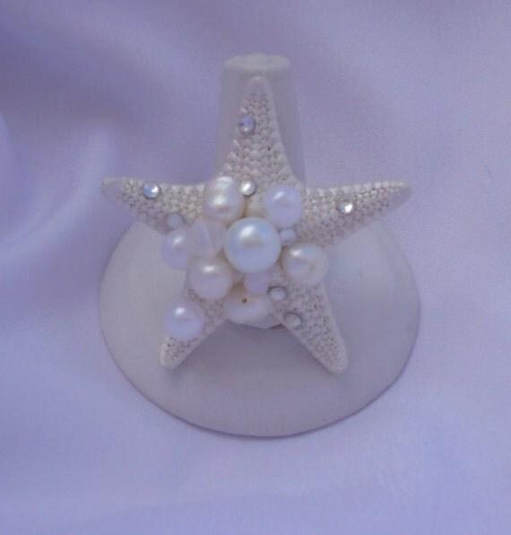 Sea of Serenity starfish ring