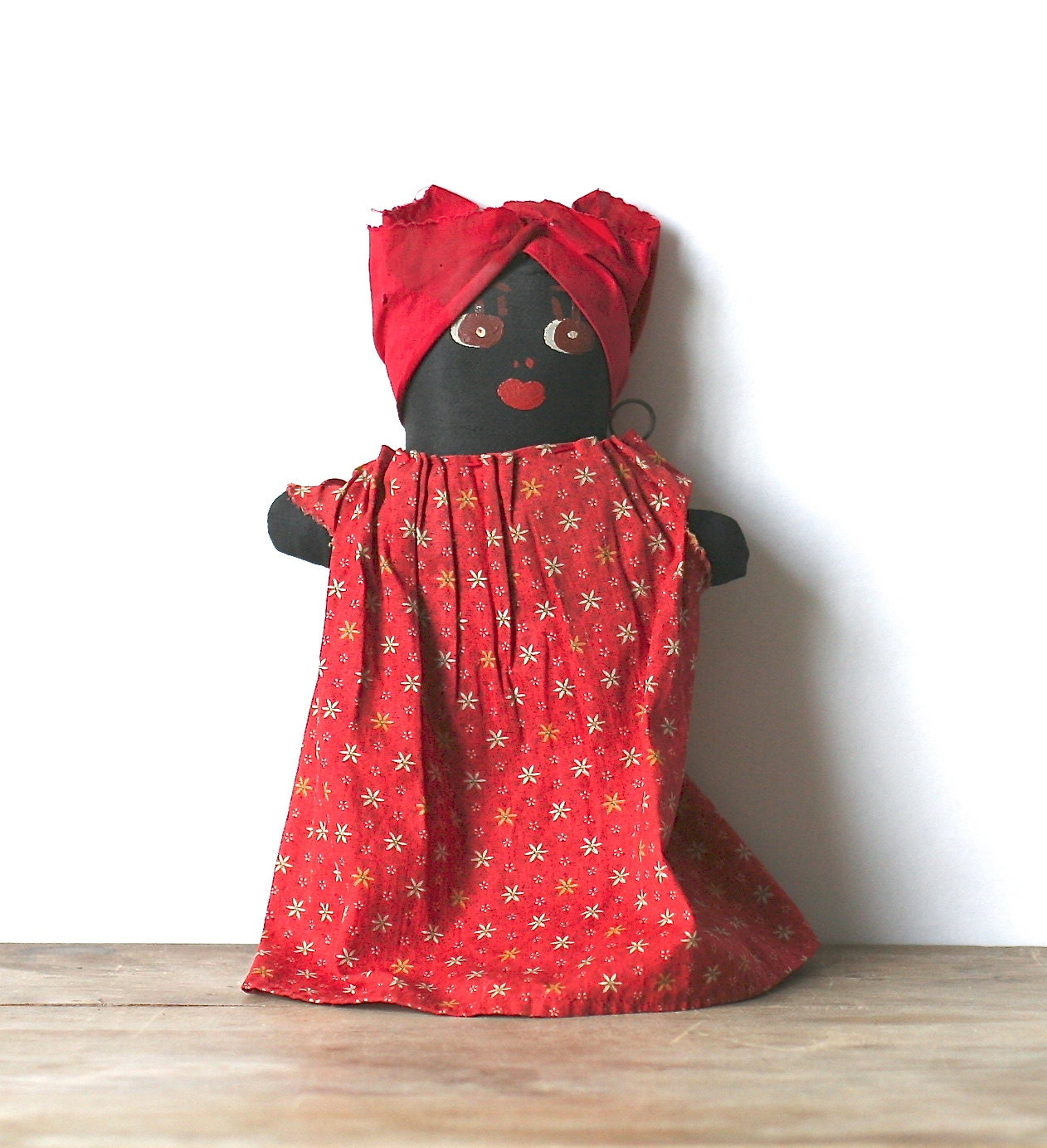 Vintage Mammy Doll Primitive