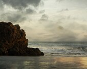 Nature Photography Landscape Photography The Ocean  and Clouds Coast Beach Seascape