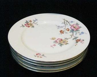 Johann Haviland Bavaria Modell W825 Dinner Plates(5)