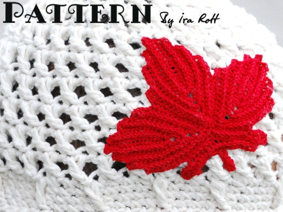 Knit Maple Leaf Pattern Free : 301 Moved Permanently