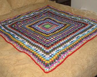 Shaya's Crazy Crochet Blanket