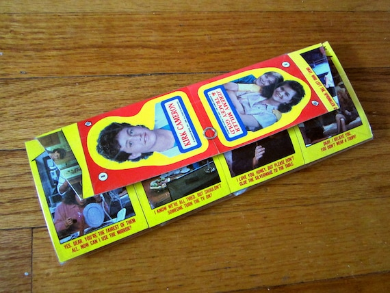 Kirk Cameron Growing Pains Card Clutch Purse Wallet