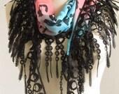 Scarf -  birthday gifts women's accessory fashion scarf boho scarfs - Long Scarf - cotton scarf