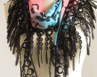 Scarf -  birthday gifts women's accessory fashion scarf boho scarfs - Long Scarf - cotton scarf