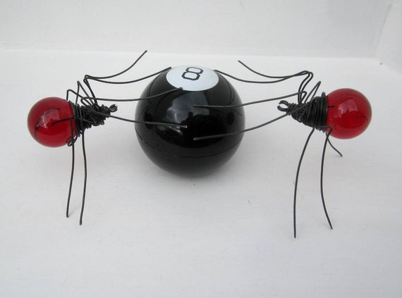 There Are Two Blood Red Spiders In Your Future