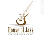 Premade Logo Design Jazz