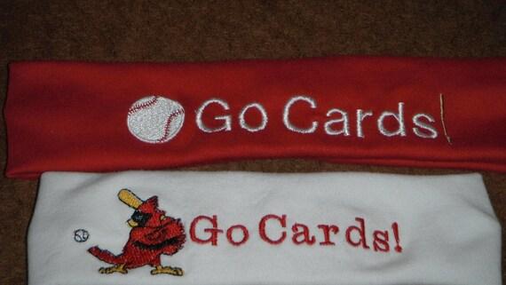St. Louis Cardinals Headbands