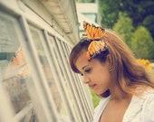 Giant Monarch Headband