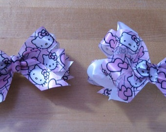 Hello Kitty Hairbow Sets