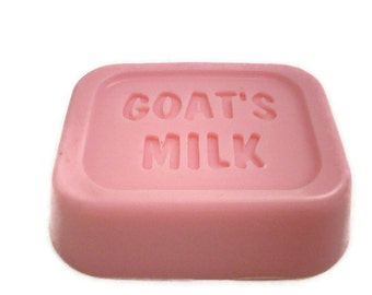 Goat's Milk Soap Bar Soap You Choose Scent and Color Glycerin Soap Made to Order Bar Soap by SoapArt
