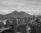 "Auld Reekie set of 5, 4x6"" photos"