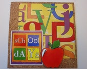 School Days Apple Last Day Of School Christian Card With Scripture