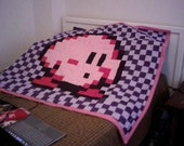 Video Game Quilt - size Twin or Full