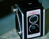 Photography Print of Vintage Kodak Camera