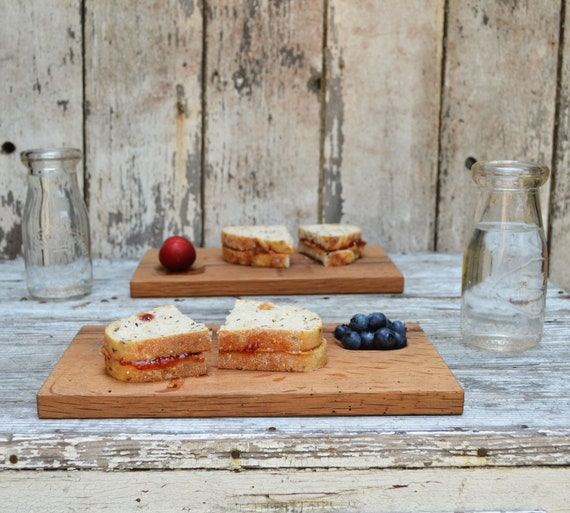 Sandwich Plates by Peg and Awl