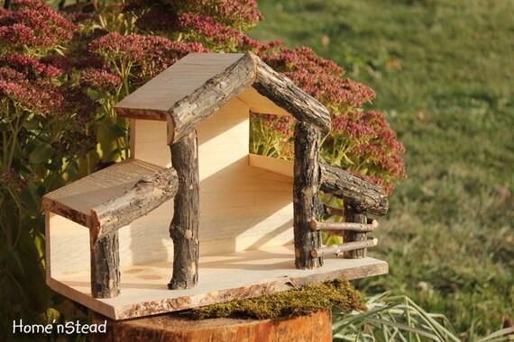 christmas nativity manger stable holiday decoration creche. Black Bedroom Furniture Sets. Home Design Ideas