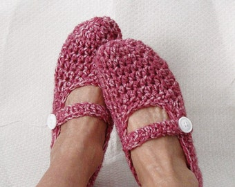 adult womens mary jane slippers