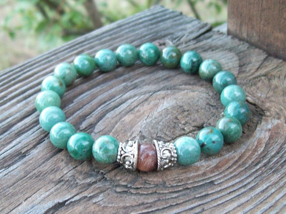Eye of the Tiger Meditation Stretch Bracelet
