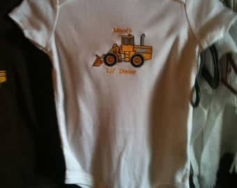 For My Little Earth Mover