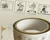 Maiden Post Stamp Adhesive Tape (1.4in)