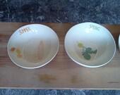 Perch & Pearson small bowls