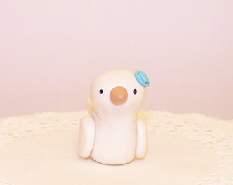 Baby Bird Sculpture - Boy OR Girl - Colors of Choice