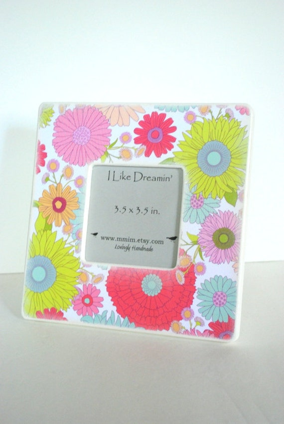 Hippy Days Picture Frame