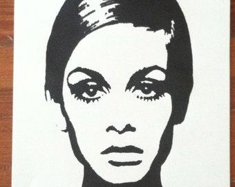 1960's Fashion Icon