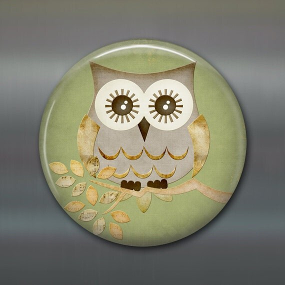 3 5 cute owl fridge magnet owl decor kitchen decor Owl kitchen accessories
