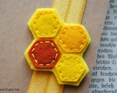 Honeycomb Bookmark