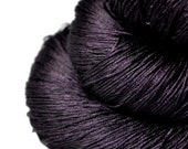 Last dance - Silk Lace Yarn - knotty skein