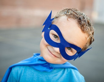 Ships Fast - Best selling Super Hero Mask - 8 colors - For kids and adults - super hero party favor